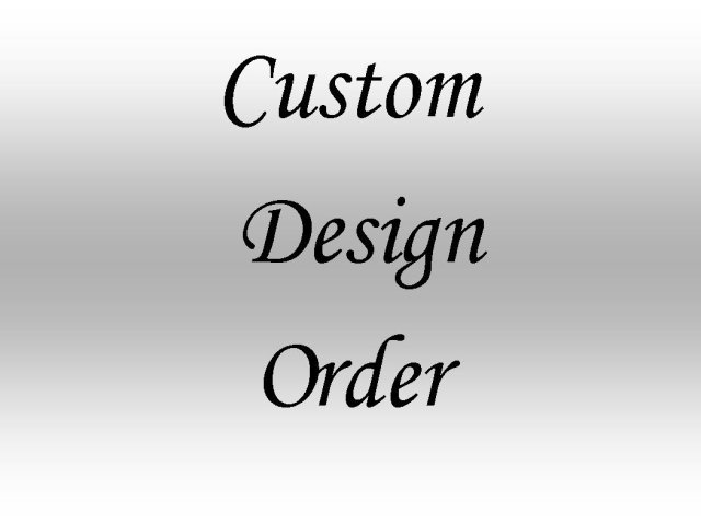 Originals by omar custom jewelry for Custom plans